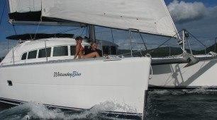 Sail Whitsundays LUXURY Cruise Australia liveaboard